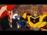 Трансформеры: Роботы под Прикрытием 1x3