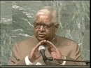 Millennium World Peace Summit of Religious Spiritual Leaders By S N Goenka