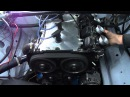 Ваз 2101 с двигателем 16V на карбах KEIHIN