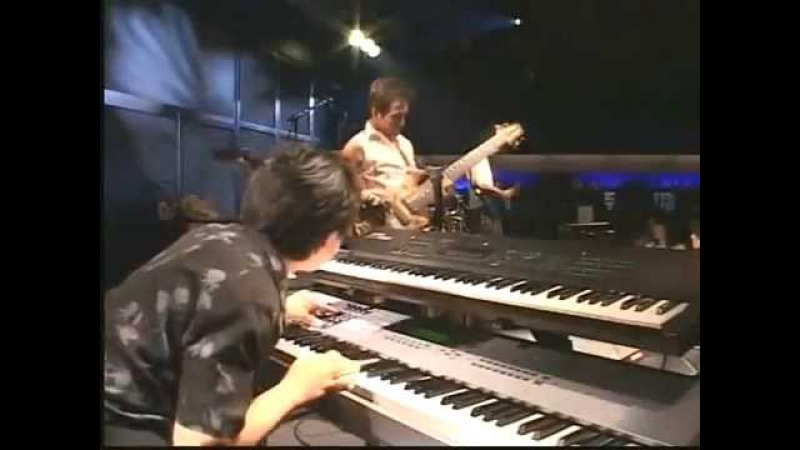 Tetsuo Sakurai, Dennis Chambers, Greg Howe Akira Onozuka - Gentle Hearts Tour 2004