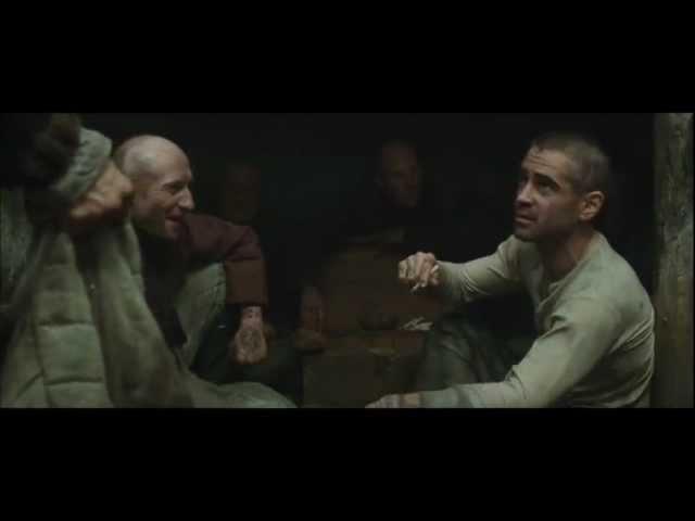 Colin Farrell speaks sings Russian | Колин Фаррелл на Русском | Quality