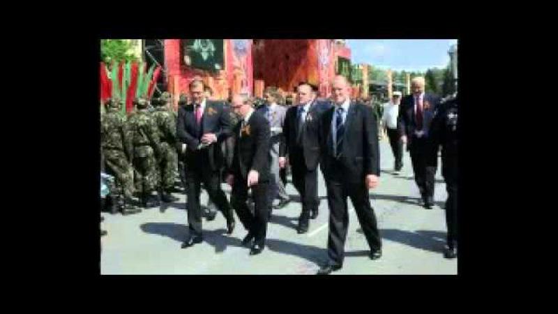 Миша Добкин и Геша Кернес дерибанят Украинскую землю