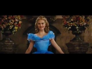 Золушка (2015)   Русский Трейлер - Фильм Disney