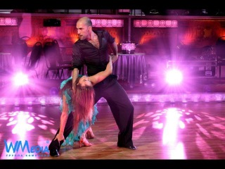 Танцы со звёздами 2013. Алёна Водонаева и Евгений Папунаишвили. Ча-ча-ча (1 выпуск)