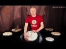 Уроки на джембе для начинающих от Антонио Грамши