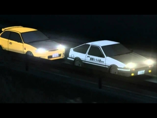 【HD】 頭文字D Initial D Remember Me by Leslie Parrish
