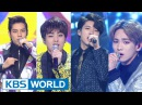 Toheart XIUMIN DongWoo Tell Me Why Delicious Music Bank K Chart 2014 12 19