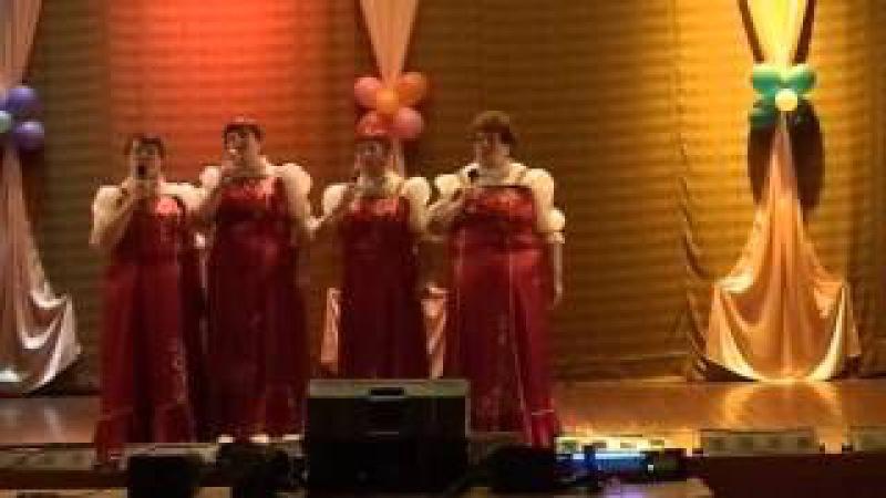 163 Вокальная группа Лейся песня, село Палецкое, Баганский район Крушина