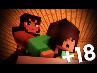 СЕКС В МАЙНКРАФТЕ! 18 Minecraft Lucky Block