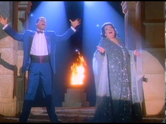 Freddie Mercury Montserrat Caballé - Barcelona (Original David Mallet Video 1987)