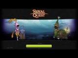 RoyalQuest #4 (Получение класификацыи: ЧерноКнижник)