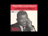 Percy Sledge - When A Man Loves A Woman (Vinyl)