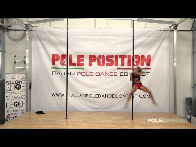 Carlotta Lenzi - Italian Pole Dance Contest 2016