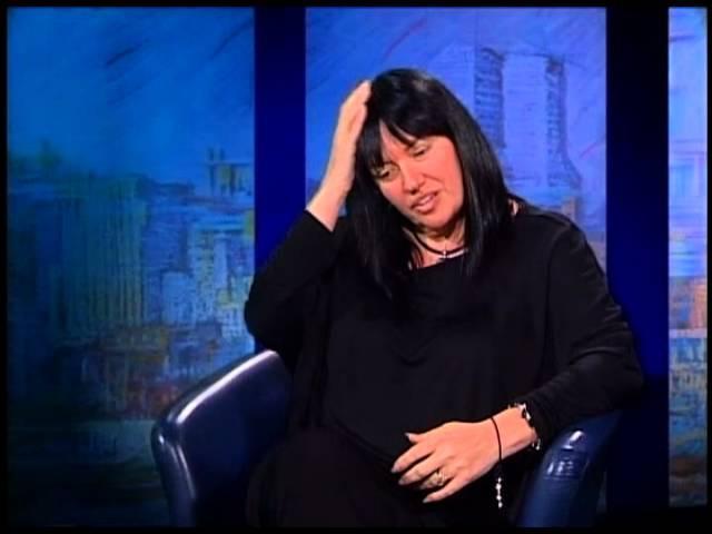 Интервью Аллы Духовой (июль 2012 г., Нью-Йорк)
