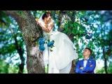 Оля и Андрей (очень красивый свадебный клип)
