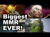 Biggest 7908 Average MMR EVER - Xiao8 Bulba w33 Arteezy Dota 2