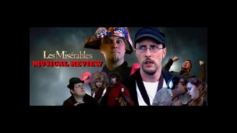 236 Nostalgia Critic - Les Miserables rus sub