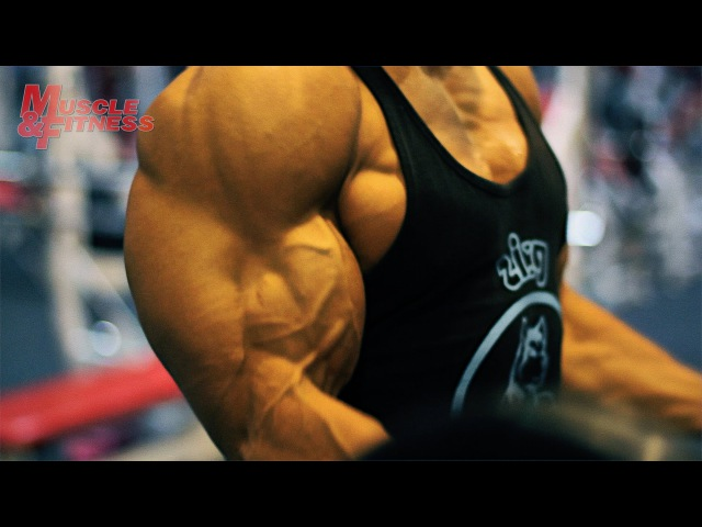 Bodybuilding Motivation - 오현석47448;제형 이두훈련