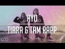 Tiara Tam Rapp of Flavahz Crew   Ayo - Hyper Crush
