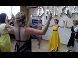 Танец сиртаки на 23 февраля в воронежском офисе DataArt