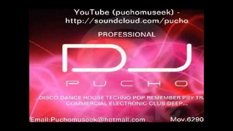 Pucho Dj - PsyTrance Session 2012