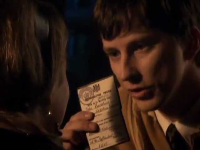 Lee Ingleby - People are Strange (fanvid)