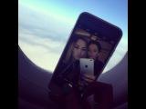 """Карина Каспарянц on Instagram: """"Ееее мы в Грузии ??? доехали уже до дома в Кобулети с @pusshman @pushmanlife ☺️ в самолете снимали много видосов, все крутые выложу на…"""""""