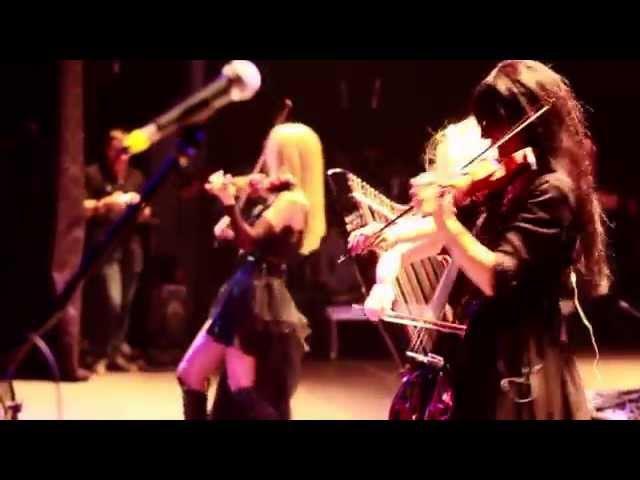 Symfomania - Улица роз (Ария-Фест 2013) [Official Music Video]