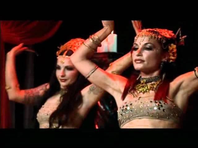 Bellydance Superstars Tribal Fusions - L'art exotique du Bellydance - Kami Liddle et Sabrina -