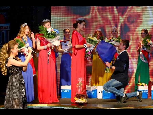 Miss Moscow Mini 2015 финал