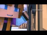 Minecraft Анимация,Мультик (Холодное сердце)