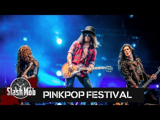 Slash ft. Myles Kennedy The Conspirators - Live at Pinkpop 2015 (Full Show)