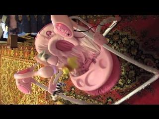 Видео обзор детская игрушка - Качели, шезлонг-качалки для деток (kidtoy.in.ua)