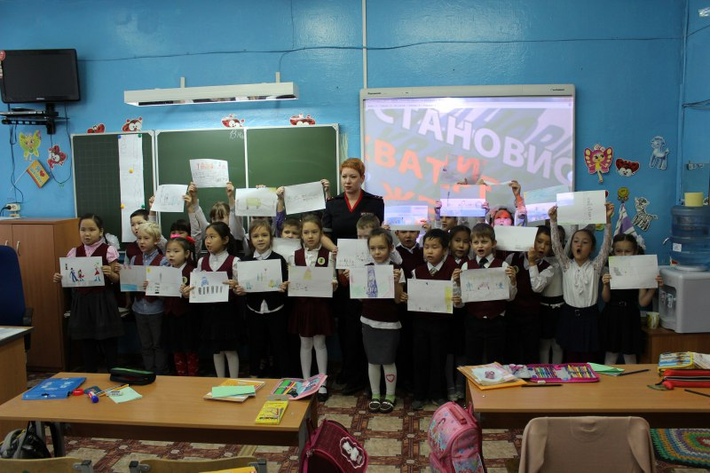 День памяти жертв ДТП в Якутске
