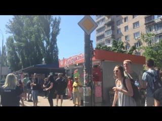 6 июня 2015. Киев. Столкновения на гей-параде в Киеве 06.06.2015_Kiev LGBT at gay pride, clashes with police