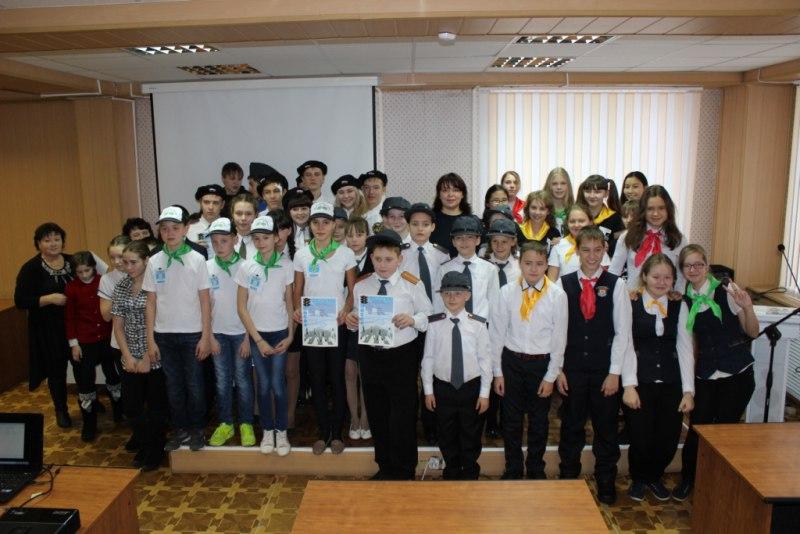 В Якутии юные инспекторы дорожного движения готовы к борьбе с дорожным травматизмом