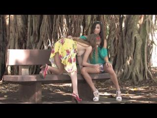 Faye y larysa en Hawai parte 2