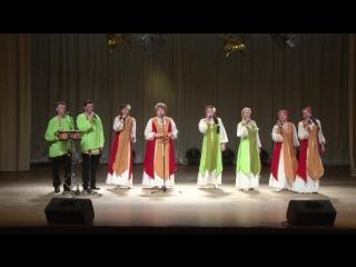 Народный самодеятельный коллектив ансамбль песни