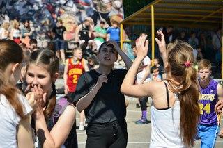 Региональный этап Кубка России по уличному баскетболу 2015