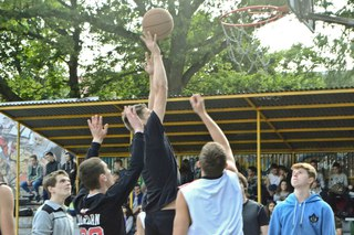GHETTO BASKET 25/06/2015