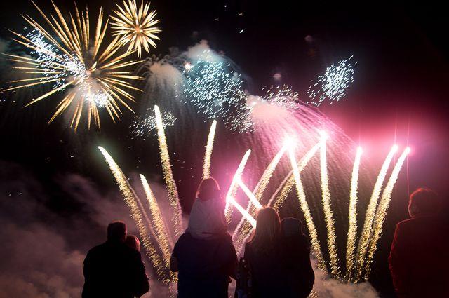 23 февраля жители Таганрога увидят праздничный фейерверк