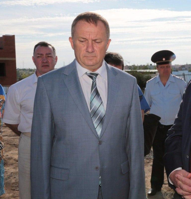 Отстранений от должности мэр Таганрога Владимир Прасолов оштрафован на 50 тыс. рублей