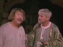 """«Там, на неведомых дорожках…» (1982) — """"Я, конечно, за него. Но я не против Вас."""" (Гаврила)"""