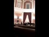 Случайно зашёл в научную библиотеку - попал на концерт)