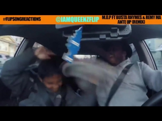 M.O.P ft. Busta Rhymes - Ante Up (#flipsongreactions)