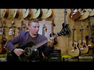 Уроки гитары (акустическая, электро, бас) в студии ускоренного обучения музыке