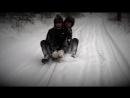 Sanki - Visaginas 01.2012
