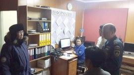 Продолжаются аварийно-восстановительные работы в с.Чкалов Аллаиховского района