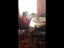 Дядь Яша и  Хамза поют