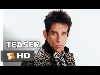 Zoolander 2 Official Teaser Trailer #1 (2016) - Ben Stiller, Kristen Wiig Comedy HD